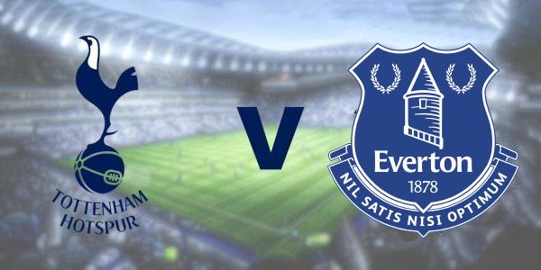Tottenham Hotspur v Everton Sat 11th April 2020