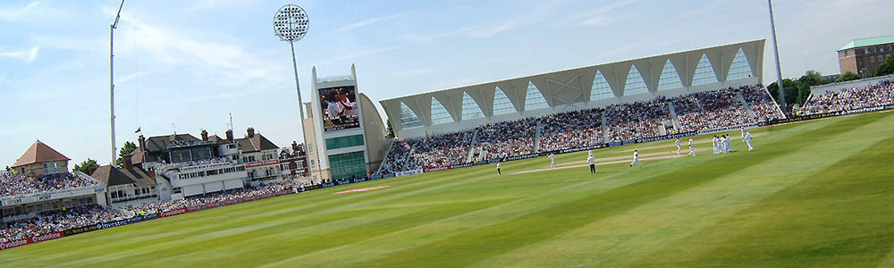England v Pakistan at Trent Bridge Saturday 22nd August 2020