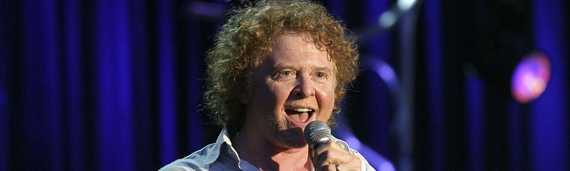 "Simply Red Tour 2020 ""All The Hits""– NEC Birmingham Friday 16th October"